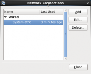 Screenshot-Network Connections