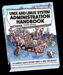 UNIX_Linux_SysAdmin_Book